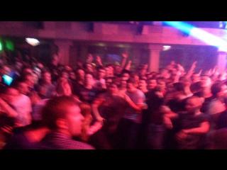 Anacondaz - Грязные мысли Честный обмен Узор Live in RED Club 03.11.2015