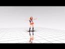 【MMD】Ke$ha - TiK ToK