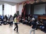 Kapriz and Alex Battle 1