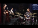 Eric Harland Trio Blues with Aaron Parks Joe Martin JazzHeaven.com Jazz Drumming Video