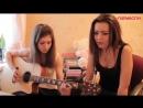 Нервы - Вороны (cover by Vместе),красивые девчонки классно спели и сыграли на гитаре кавер,поёмвсети,красивый голос,талант