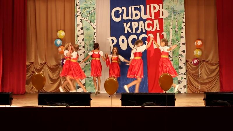 В этой деревне (барыня-сударыня). Гусельниково. Сибирь - Краса России
