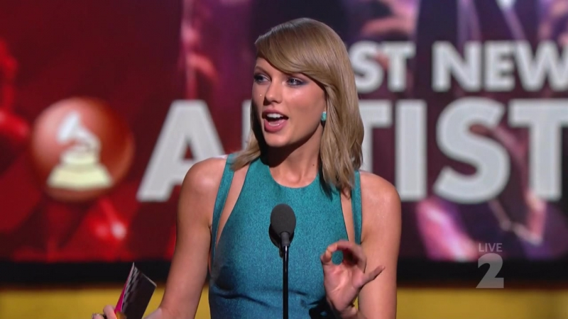 Taylor Swift - 57th Annual Grammy Awards 2015