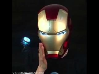 Шлем Железный Человек - Версия MK 42 Marvel Комикс Мстители Противостояние