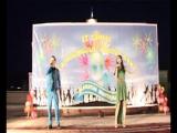 Жаңа ғасыр-Қазақстан! Маржан Арапбаева Алишер Каримов орындауындагы ан