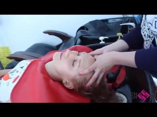 Массаж головы. Услуга Тайских парикмахеров (massage)