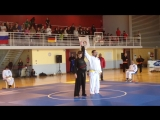 Best female pencak silat fighter