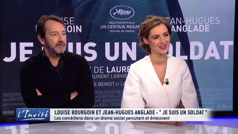 Louise Bourgoin Jean-Hugues Anglade Contre la honte sociale.