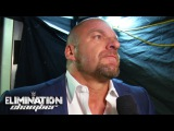 Triple H gives a stern warning to Dean Ambrose: WWE.com Exclusive, May 31, 2015