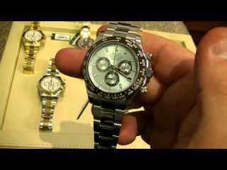 Rolex Daytona Watch Review - The Platinum, Gold, White Gold, Rose Gold, and Steel Daytona