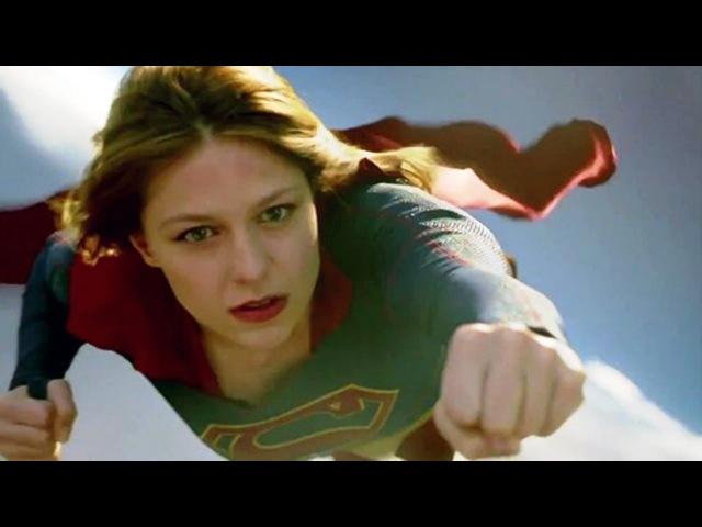 Супергёрл / Супердевушка (2015) | Русский Трейлер