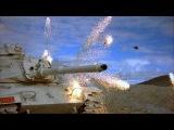 30mm GAU 8 Avenger Impacts - Slowmo (IMAX Fighter Pilot Movie)