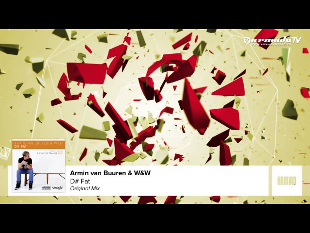 Armin van Buuren WW - D Fat (Original Mix)