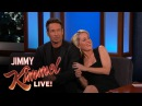 David Duchovny Gillian Anderson Explain their 90s Tension