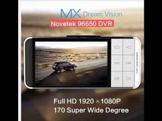 Видеорегистратор ANYTEK AT66A Novatek FHD1080P.