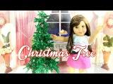 DIY - How to Make: Doll Christmas Tree - Handmade - Crafts