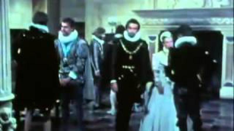 Графиня де Монсоро 4 серия Исторический фильм Франция