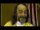 Charles Manson's Epic Answer