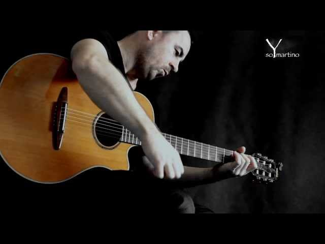 ONE by METALLICA -acoustic fingerstyle guitar cover tabs by soYmartino