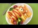Rilakkuma Omurice Bento Idea リラックマ オムライスの作り方 レシピ - OCHIKERON - CREATE EAT HAPPY
