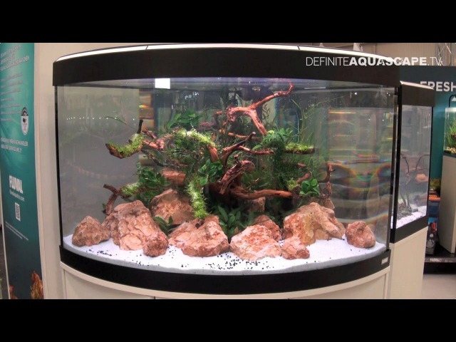 Planted aquariums of Heimtiermesse 2015, Hannover - part 6