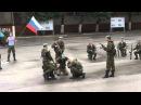 Штаб 106 дивизии ВДВ г Тула Присяга Выступление развед роты дивизии 28 06 2014