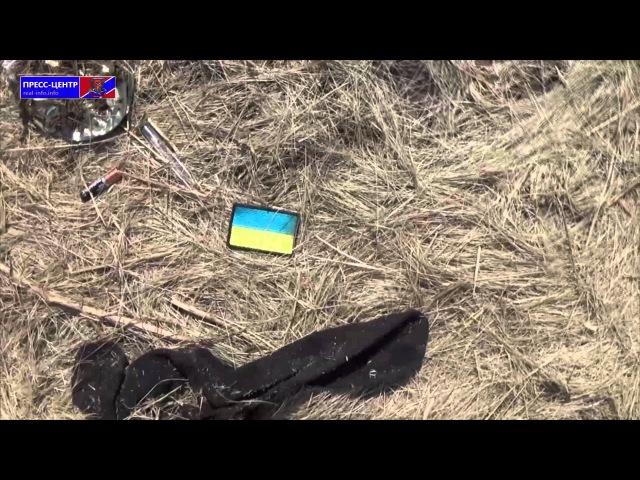 18 СРОЧНО Разбитая колонна Львовской аэромобильной бригады