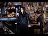 Banks NPR Music Tiny Desk Concert