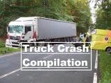 Аварии фур и грузовиков жестоко ноябрь 2015 Amazing Truck Crash Compilation November 2015 #1