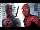 Spider-Man (Deadpool Style!)