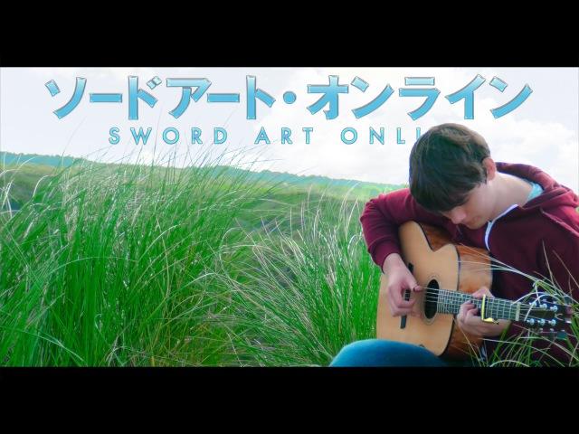 Sword Art Online OP2 - Innocence - Fingerstyle Guitar Cover