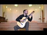 Legnani, Capriccio #32 in B-flat minor (Largo)