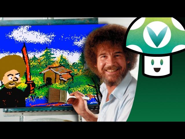 [Vinesauce] Joel - Bob Ross Mario Paint