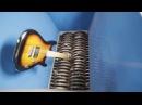 Beast Crusher Guitar Tree and Car Зверь Дробилка Гитара Ёлка и Автомобиииииль
