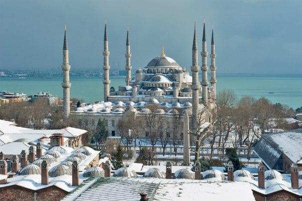 fDq 5yTmeg8 Новый год в Стамбуле