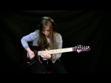Tina S - Dragon Force - Through the Fire and Flames (cover)