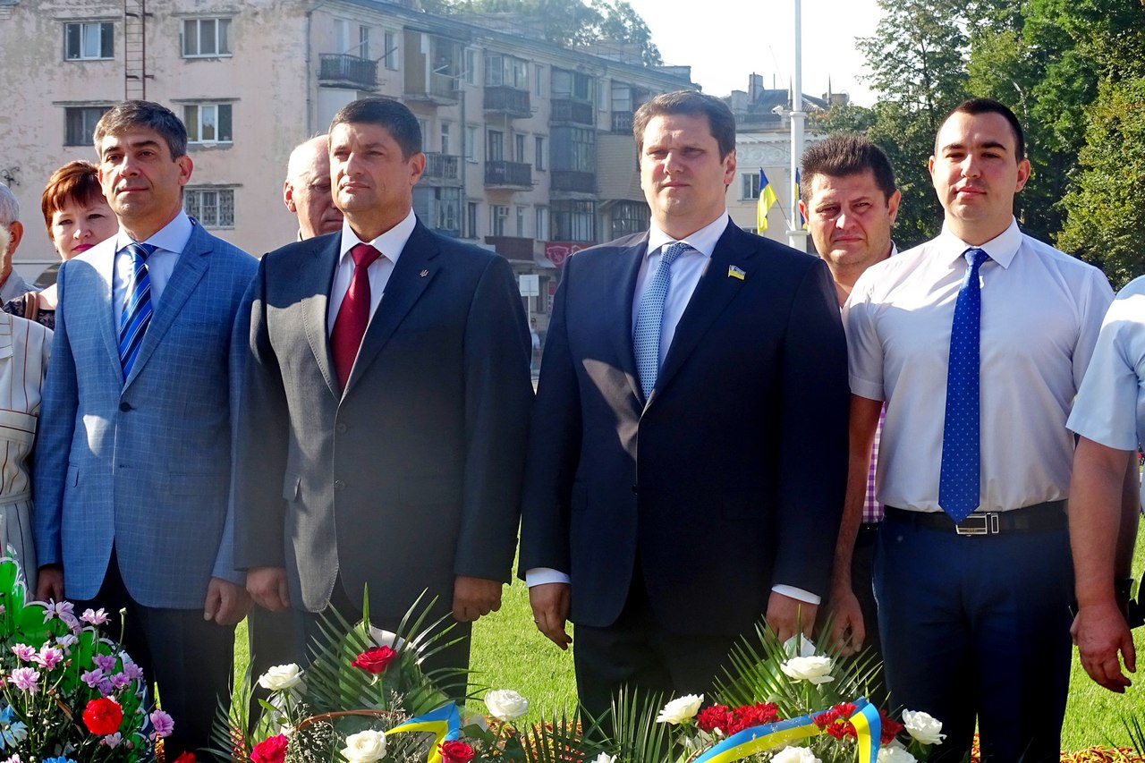 7JJdg5EPIPo Благодатная память: Измаил отмечает День освобождения города от нацистских оккупантов