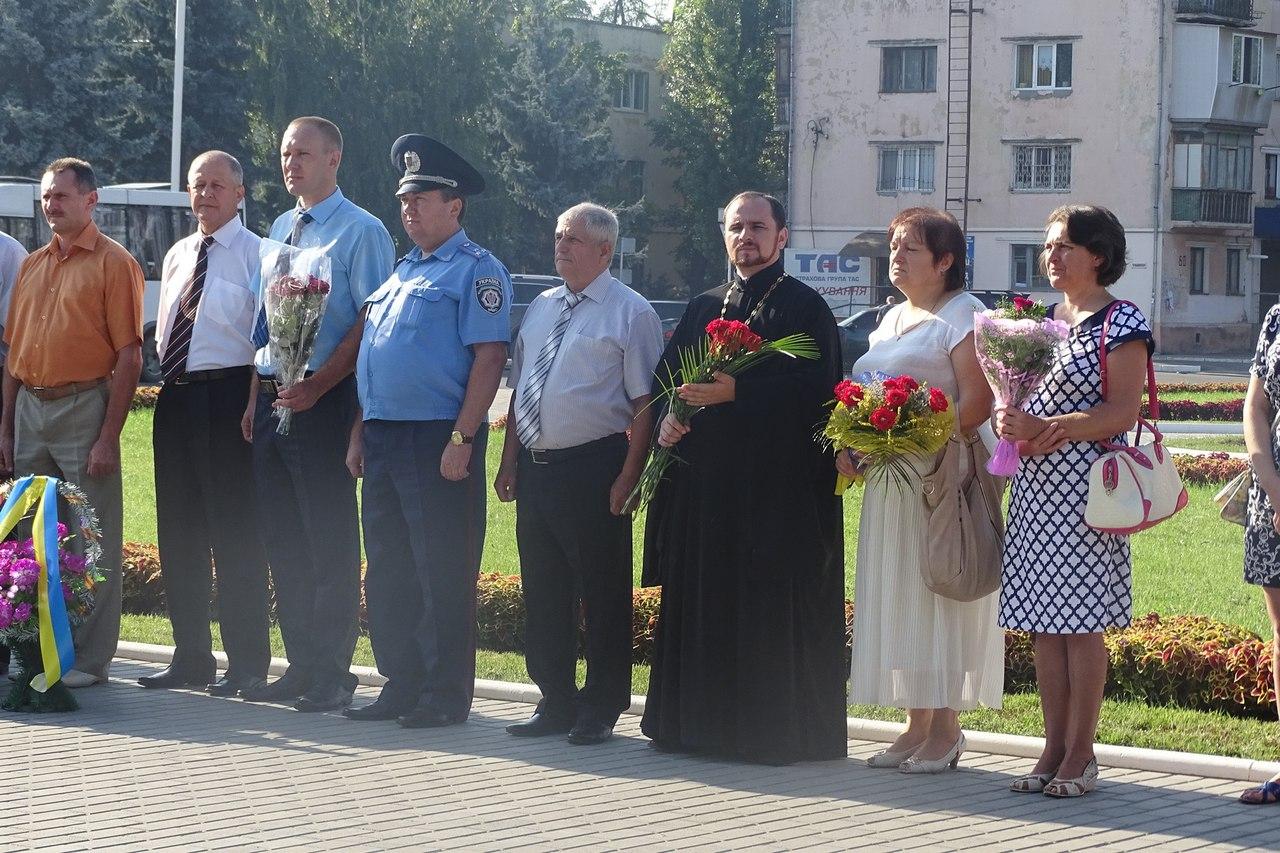 yDtvheraDRc Благодатная память: Измаил отмечает День освобождения города от нацистских оккупантов