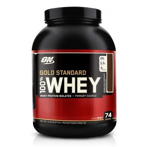 Optimum nutrition Gold Standard 100 % Whey 2 2,273 кг