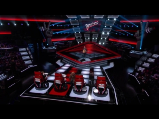 Mike schiavo - talking body (the voice 2016 blind audition)