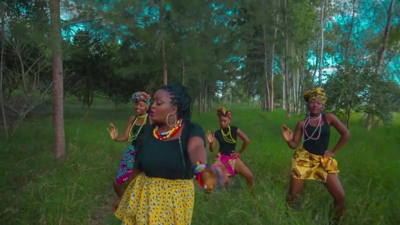 Mimae - Amiga Da Onca (HD) (2015) (Премьера) (Мозамбик) (Afro-Pop) (Хит Бомба)