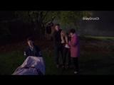 Once Upon A Time 5x11 Крюк умирает ради Эммы и её семьи