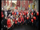 открытие Волонтерского центра Чемпионата мира по футболу 2018 в России г. Санкт-Петербург