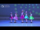 Детские эстрадные танцы 8-12 лет от DIVA Studio, хореограф Наталья Янькова