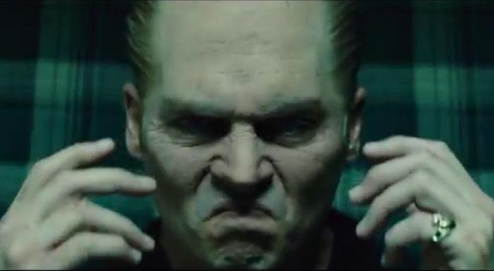 Джонни Депп изменился до неузнаваемости для съемок в новой криминальной драме (ВИДЕО)