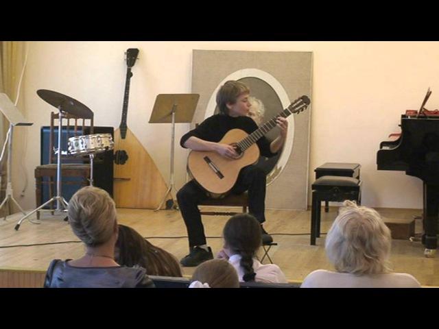 Вениамин Шугин О Киселёв Давайте учиться свинговать