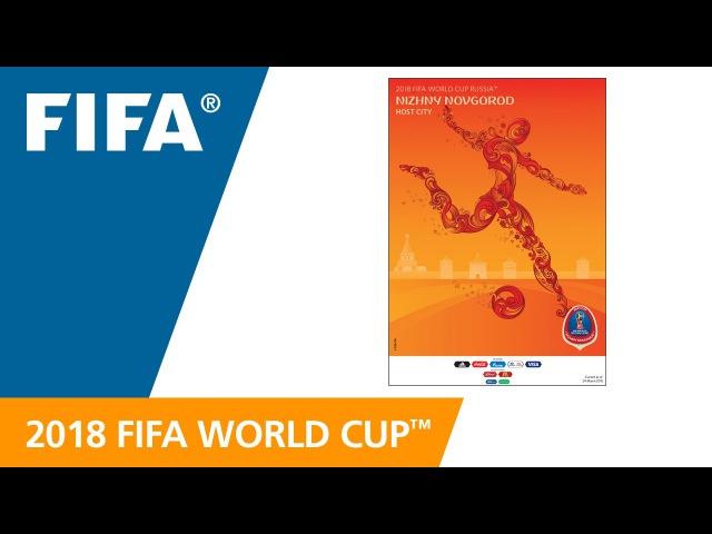 NIZHNY NOVGOROD - 2018 FIFA World Cup™ Host City