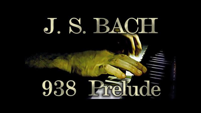 Johann Sebastian BACH: Prelude in E minor, BWV 938