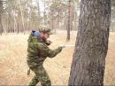 сибирский казак фланкировка нож партизан
