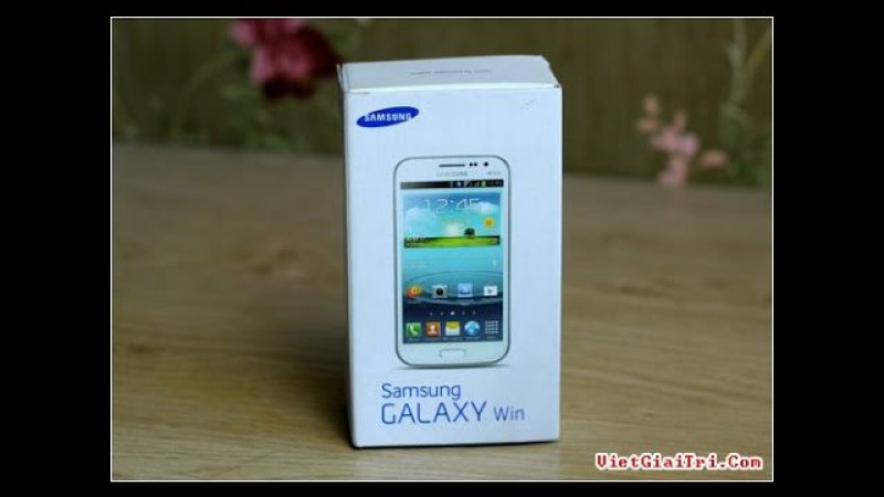 [Test-Phone] - [часть 1] - Samsung Galaxy Win (gt-i8552)